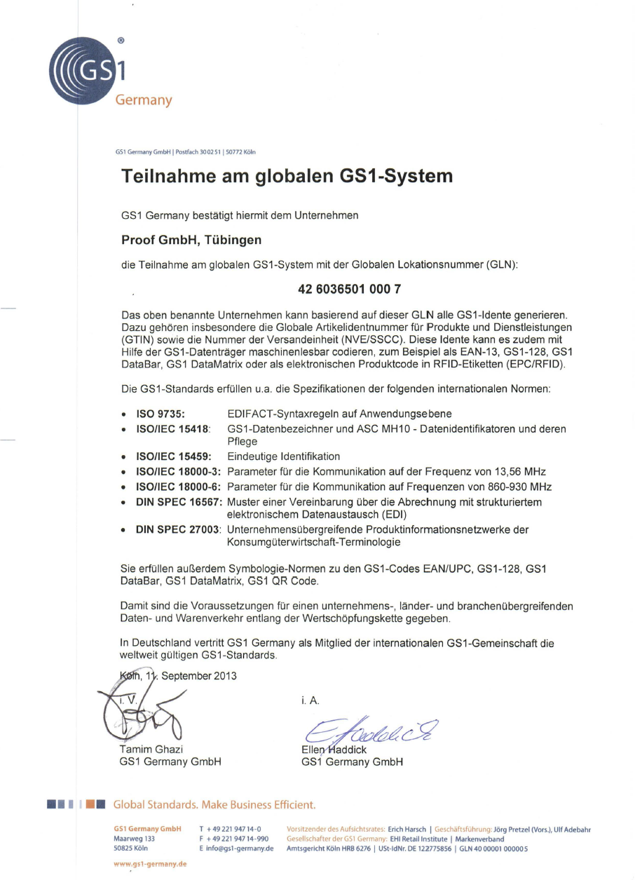 Gts global trade systems gmbh