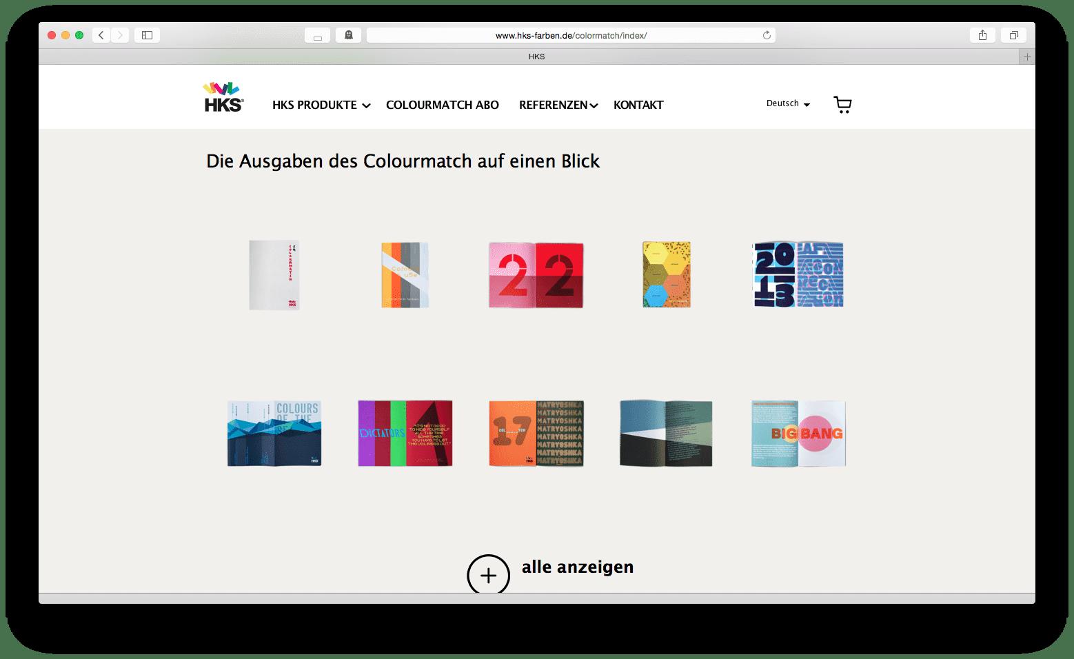Die 10 besten Farbwebsites für Designer   proof.de