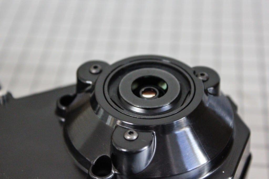 Detail X-Rite Spectroproofer ILS30 Messkopf