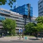 Haus der Normung am DIN-Platz in Berlin
