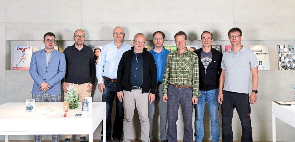 Jahreshauptversammlung freieFarbe e.V. 2019 in der Schweiz