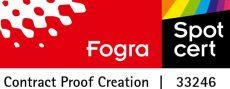 Fogra Zertifizierung 33246 der Proof GmbH